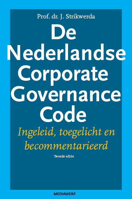 Cover De Nederlandse Corporate Governance Code